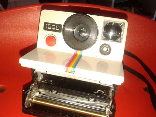camara polaroid land 1000