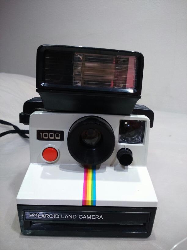 cd2587c99d926 camara polaroid land 1000 c flash. Cargando zoom.