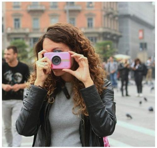 cámara polaroid snap touch 2.0 con accesorios