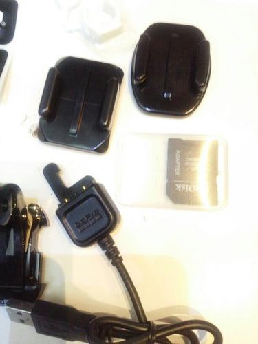 camara pro accesorios