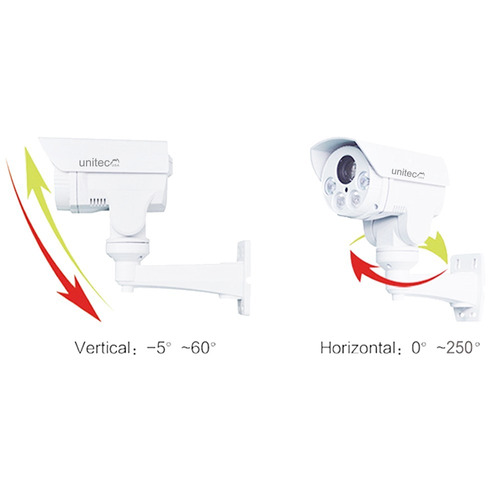 cámara profesional bala ptz-x4 2mp (1080p) 4 en 1 exterior