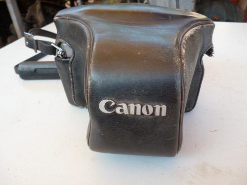 camara profesional cannon japonesa funcional