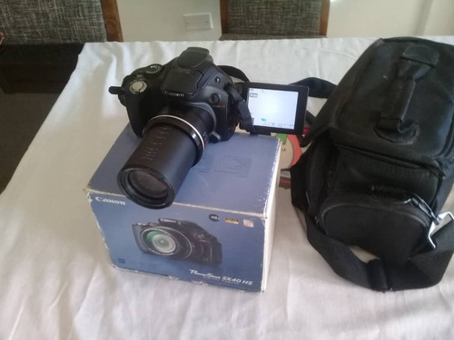 cámara profesional canon