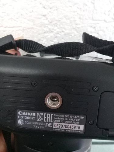 camara profesional canon eos t6p-2846173 pide tu descuento