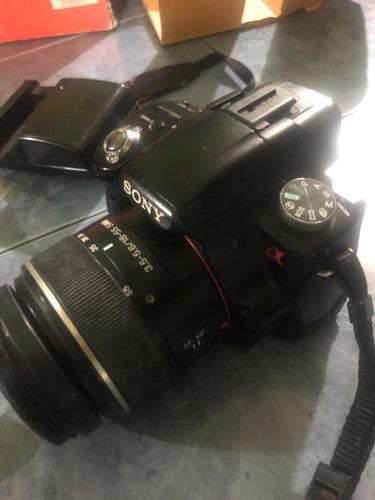 cámara profesional dsrl sony alpha a55
