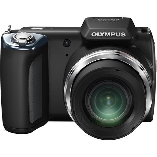cámara profesional fotográfica olympus stylus sp-100ee ihs 1