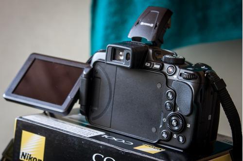 cámara profesional nikon coolpix b700