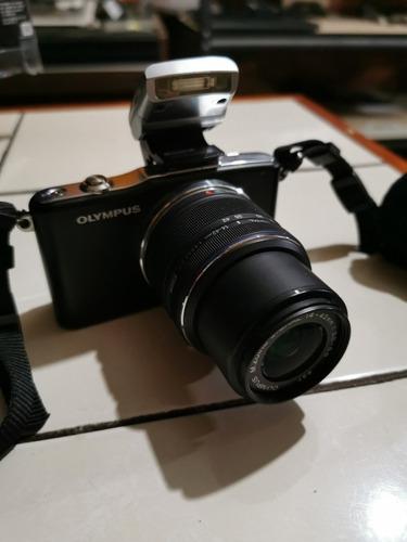 cámara profesional olympusmodelosensor live mos 12.3 mpx