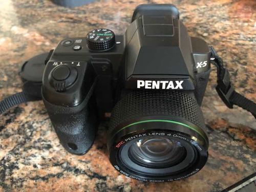 cámara profesional pentax 16 megapixeles