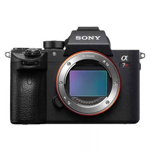 cámara profesional sony de 24.2 mp montura e - ilce-7rm3