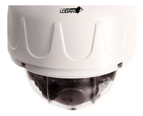 cámara ptz ip 720p hd motorizada wifi inalambrica logan