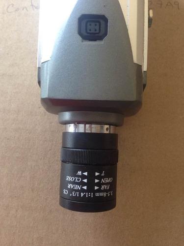 camara q-see qpscdca cámara de interior profesional ccd