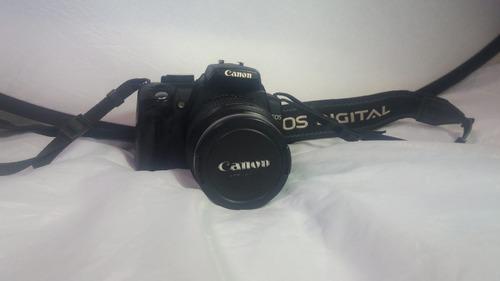 cámara reflex canon 350d