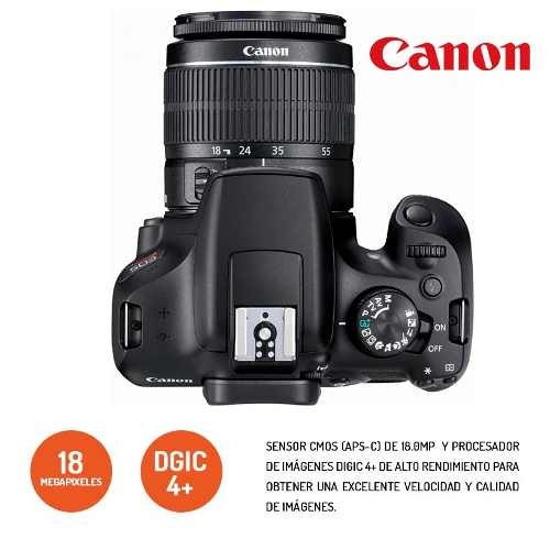 cámara reflex canon