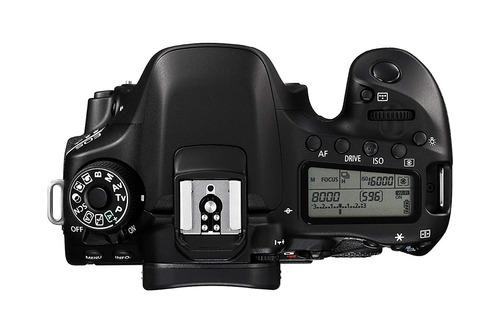 cámara réflex canon digital