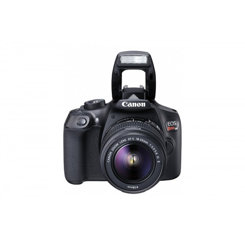 cámara reflex canon t6 wifi 18m lente 18-55mm +16gb + tripie