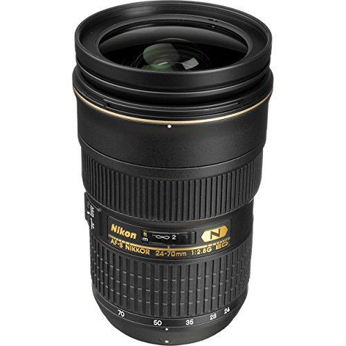 cámara réflex digital nikon d750 con lente de 24-120 mm + ba