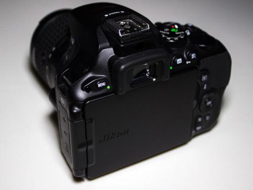 cámara reflex nikon