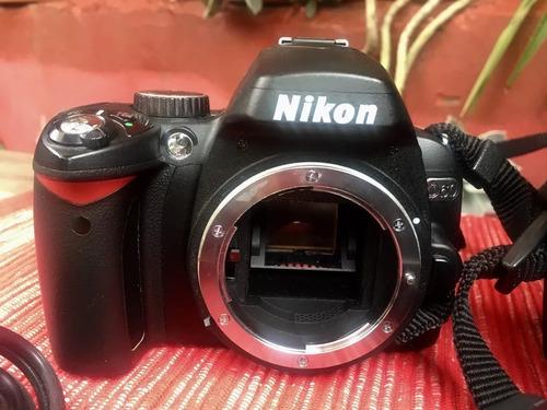 camara reflex nikon d-60 para repuesto