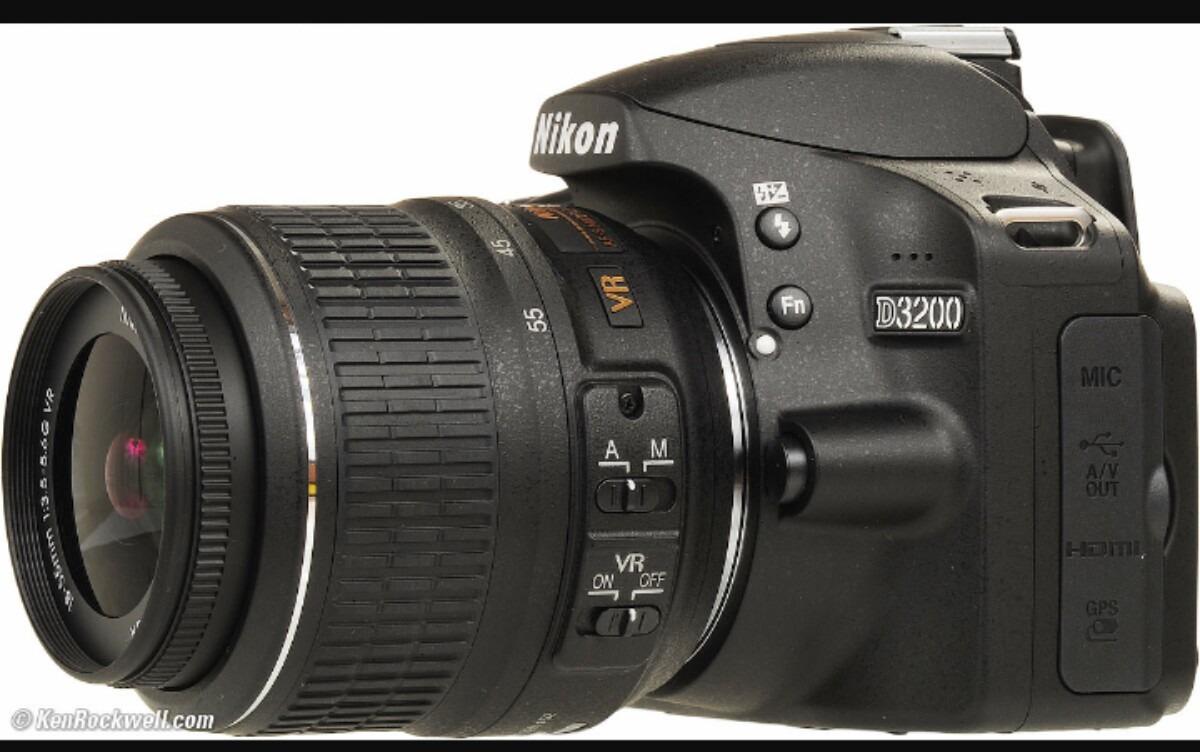 50528ed4b3dd Camara Reflex Nikon D3300 Siempre Consulte Stock