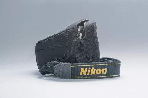 cámara réflex nikon d40 + objetivo + estuche + envio gratis