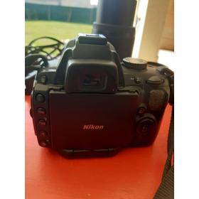Cámara Réflex Nikon D5000 Usada Body