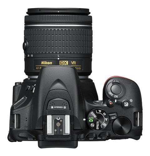 cámara reflex nikon d5600 kit 18-55mm