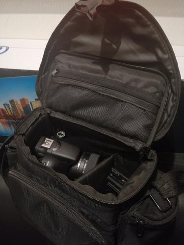 cámara reflex sony alpha a58 entrega inmediata en stgo