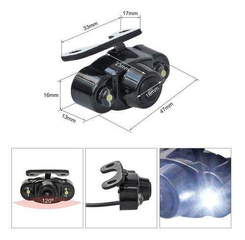 cámara retroceso inalambrica vision nocturna resistente