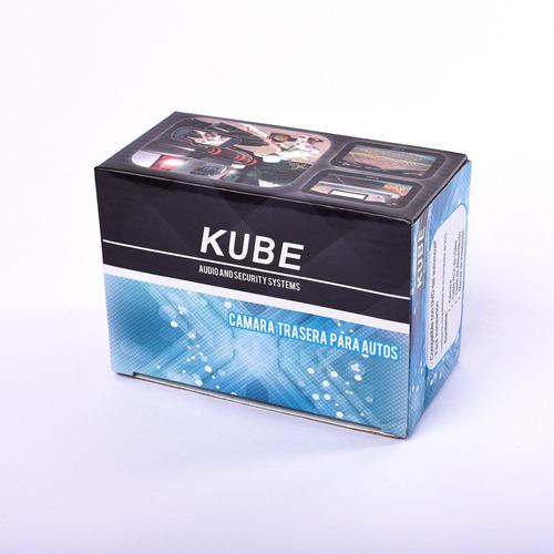 camara retroceso universal 12v kube kcam021