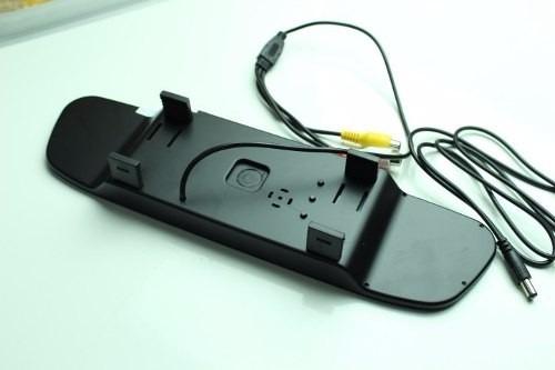camara reversa lcd 4.3 retrovisor contra agua vision nocturn