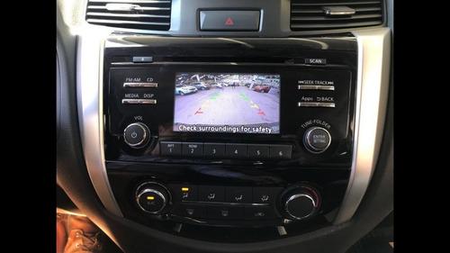 camara reversa nissan frontier np300 para stereo de agencia para instalar en chapa trasera