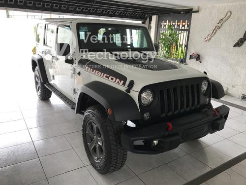 cámara reversa para jeep wrangler lockpick pro 2007-2018