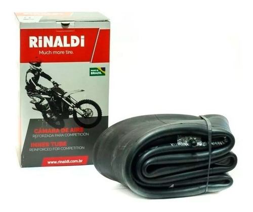 camara rinaldi 4mm 18/21/17/19 cross reforzada - sti motos