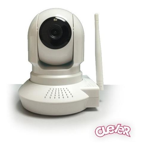 cámara robótica ip wifi. función alarma, visión nocturna,app