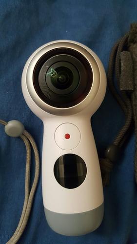 cámara samsung 360 gear