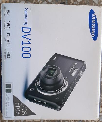 cámara samsung dv100