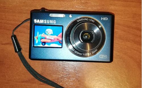 camara samsung dv150f dual 16.2 megapixels