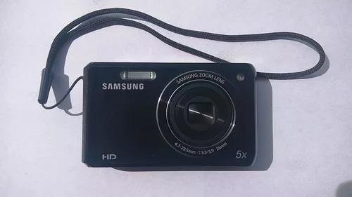 camara samsung dv50 pantalla frontal 5x zoom