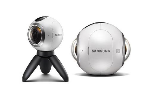 camara samsung gear 360° * 4k * selladas * garantia * stock