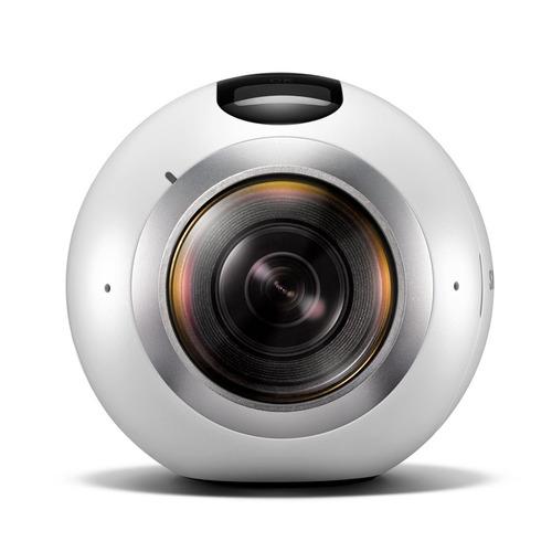 cámara samsung gear 360 wifi bluetooth nfc sm-c200 12 cuotas