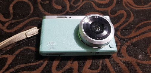 camara samsung nx mini smart camera