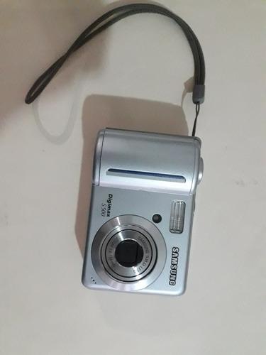 cámara samsung s500