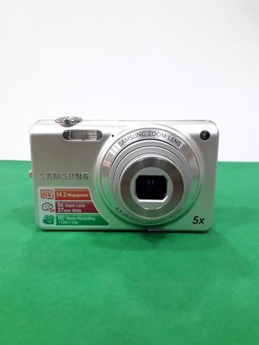 camara samsung st65 14.2mp 5x zoom video hd