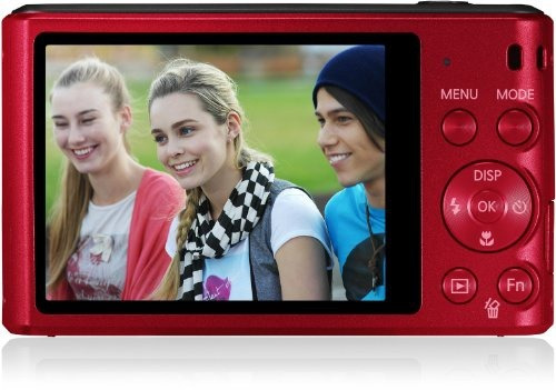 cámara samsung st66 16 mp compact digital ec st66zzbprus