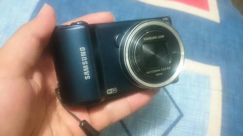 cámara samsung wb200f con wi-fi