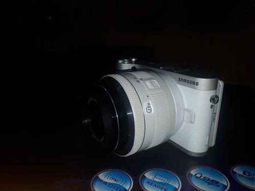 camara samsung x 300  21. 3 megapixciles lente 20x40 wifi pa