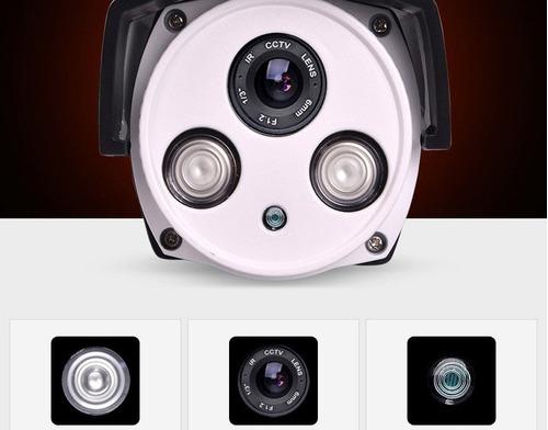 camara seguridad cctv 3.6mm  analógica visión nocturna