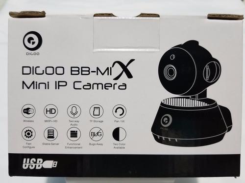 camara seguridad digoo bb m1x 960p vision nocturna wifi