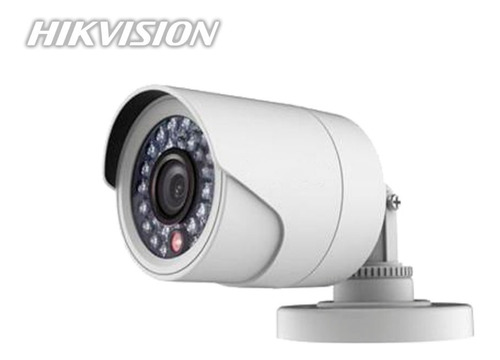 camara seguridad exterior hikvision p/ dvr tvi ahd cvi analo